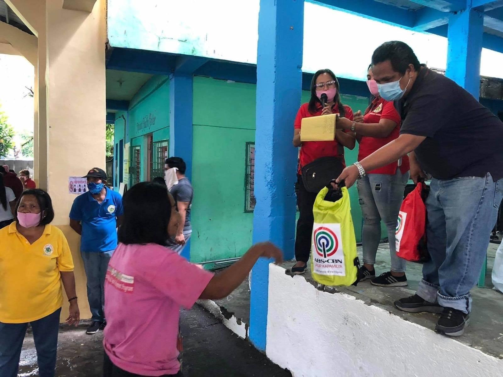 ABS CBN Foundation, halos 900K na pamilya na ang natulungan ngayong pandemya