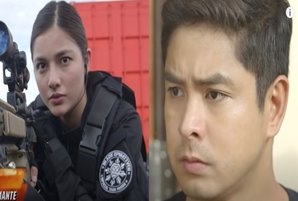 "Jane and Geoff hunt down Coco in ""FPJ's Ang Probinsyano"""