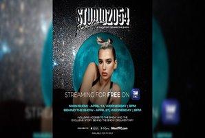 "Dua Lipa's ""Studio 2054"" to stream for free on iWantTFC, MYX on April 14"