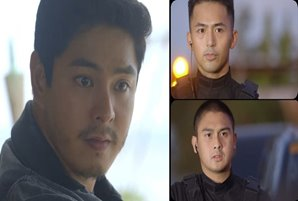 """Enzo and Paulo join Black Ops to capture Coco in """"FPJ's Ang Probinsyano"""""""