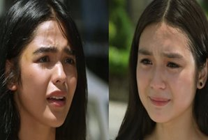 """Andrea and Francine discover they are sisters in """"Huwag Kang Mangamba"""""""