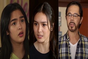 """Francine finds Christopher suspicious in """"Huwag Kang Mangamba"""""""