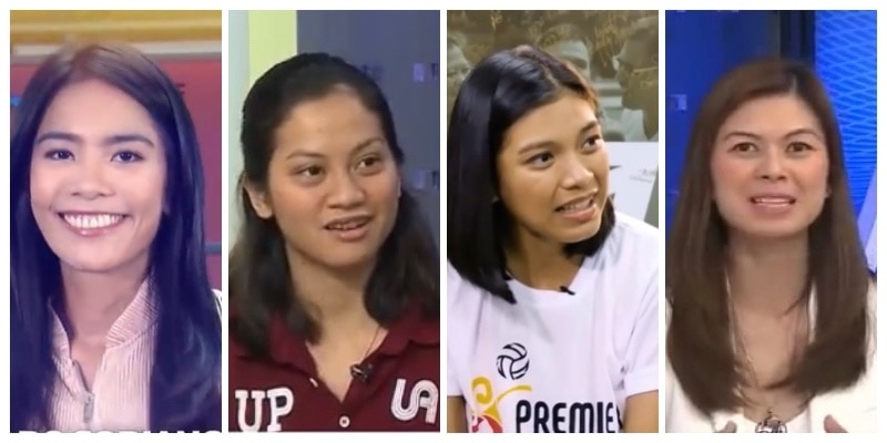 """Athletes-turned-TV personalities, thankful for the chance to be a """"Kapamilya"""""""