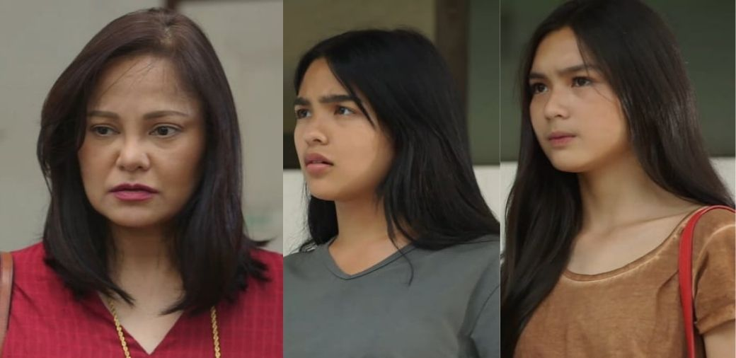 """Eula blackmails Andrea and Francine in """"Huwag Kang Mangamba"""""""