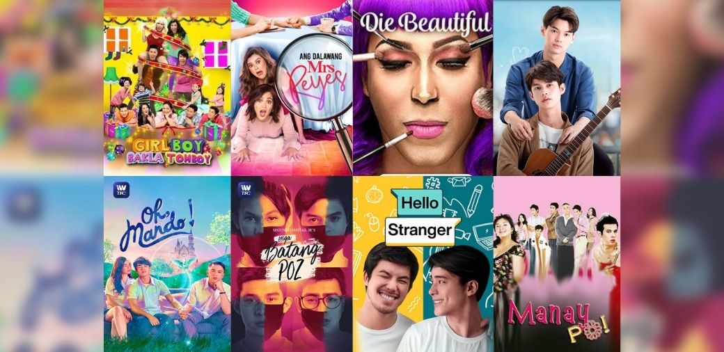 Celebrate Pride Month with iWantTFC's variety of movies and series