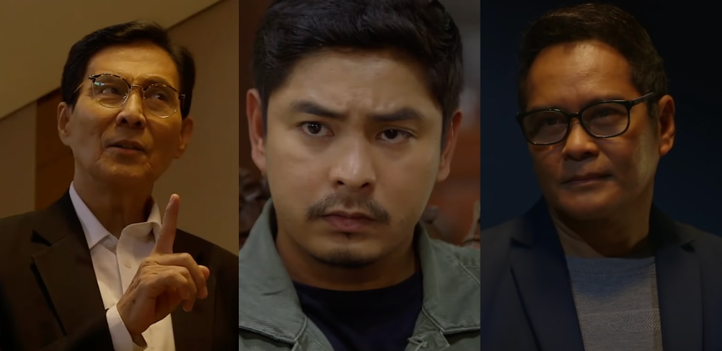 John and Tirso team up against Coco in