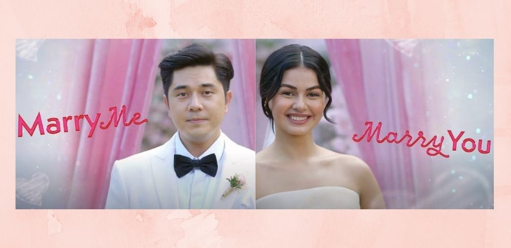 Janine gets married in first look for her first Kapamilya teleserye