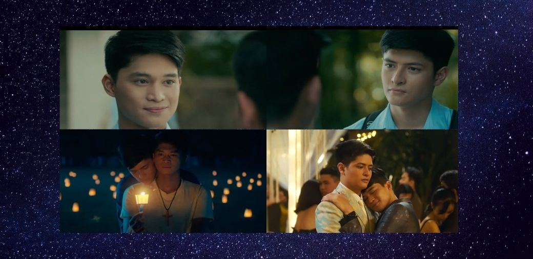 """12 signs you're falling in love according to """"The Boy Foretold by the Stars"""" movie and series"""
