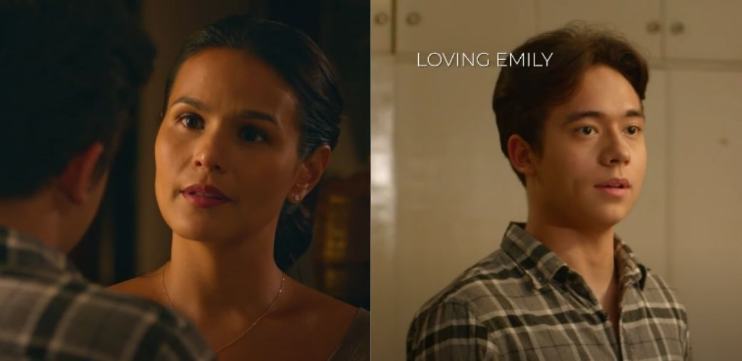 """Iza confronts midlife crisis, falls in love with younger man in iWantTFC's """"Loving Emily"""""""