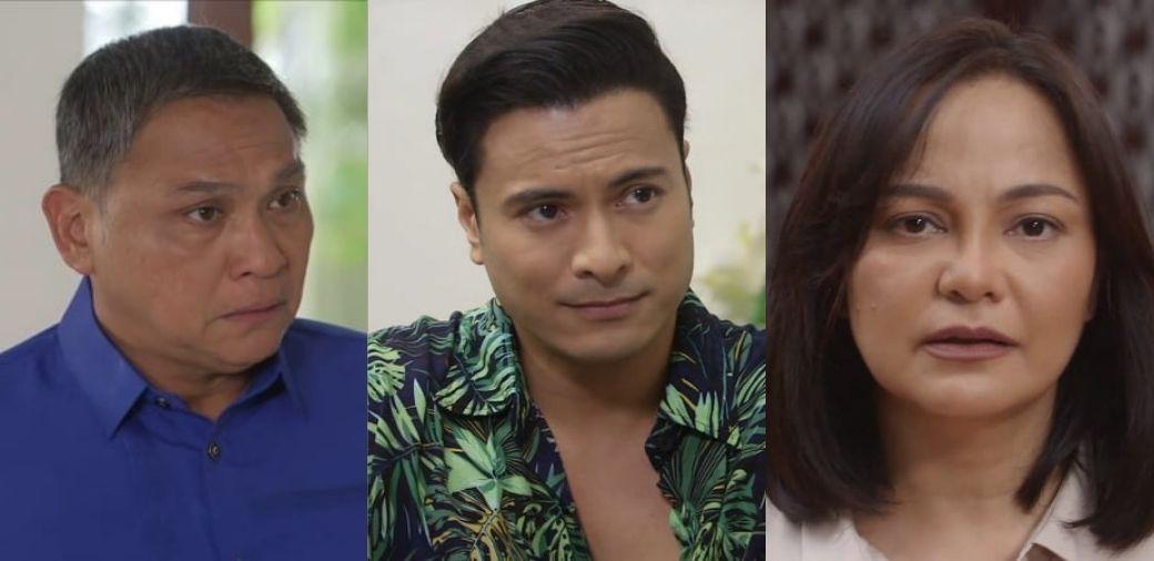"""Rafael drives rift between Eula and Nonie in """"Huwag Kang Mangamba"""""""
