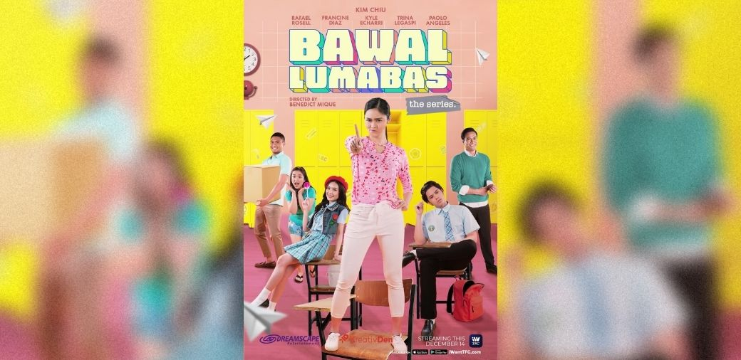"Kim spreads joy and warmth with ""Bawal Lumabas"" series this holiday season"