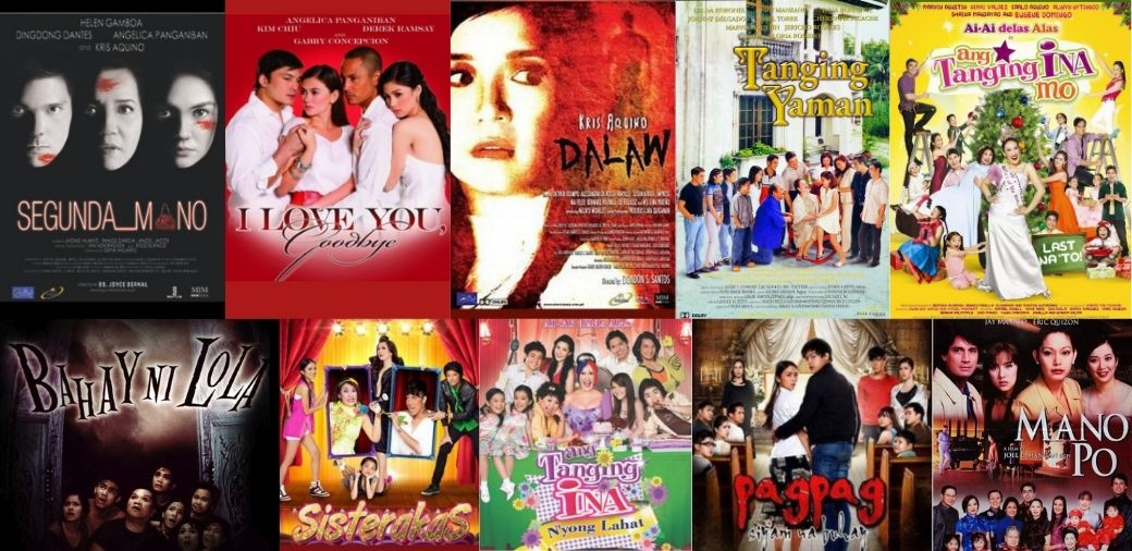 Count down the days to Christmas by binge-watching these 15 free MMFF films on iWantTFC