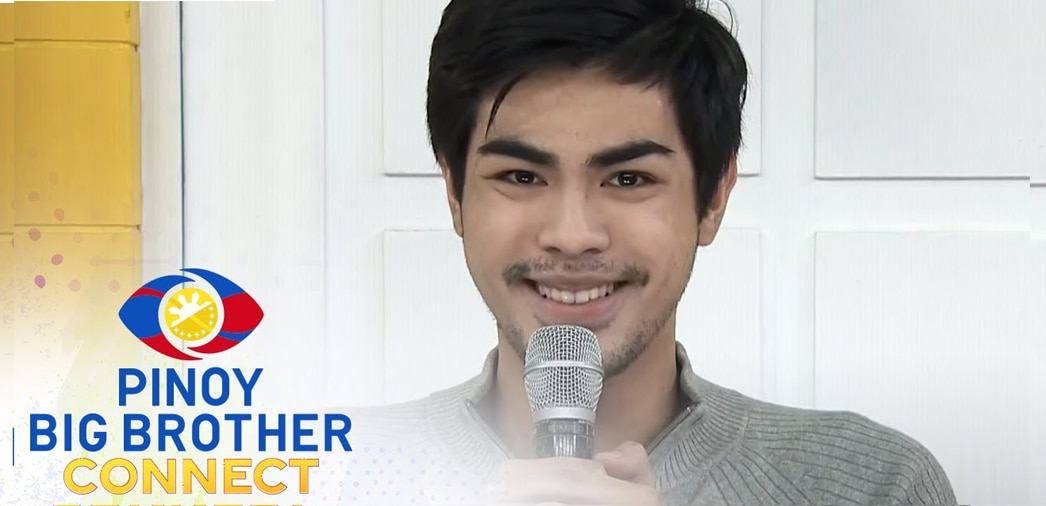 "Justin Dizon is first evictee of ""PBB Connect"""