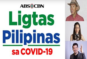 "ABS-CBN's ""Ligtas Pilipinas"" campaign helps educate Filipinos on COVID-19"