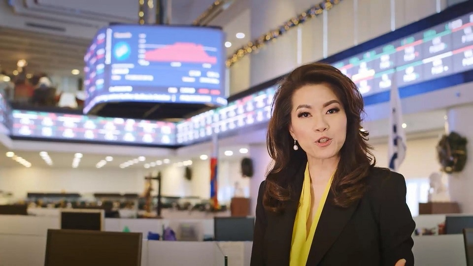 Cathy Yang is the anchor of Market Edge and The Boss