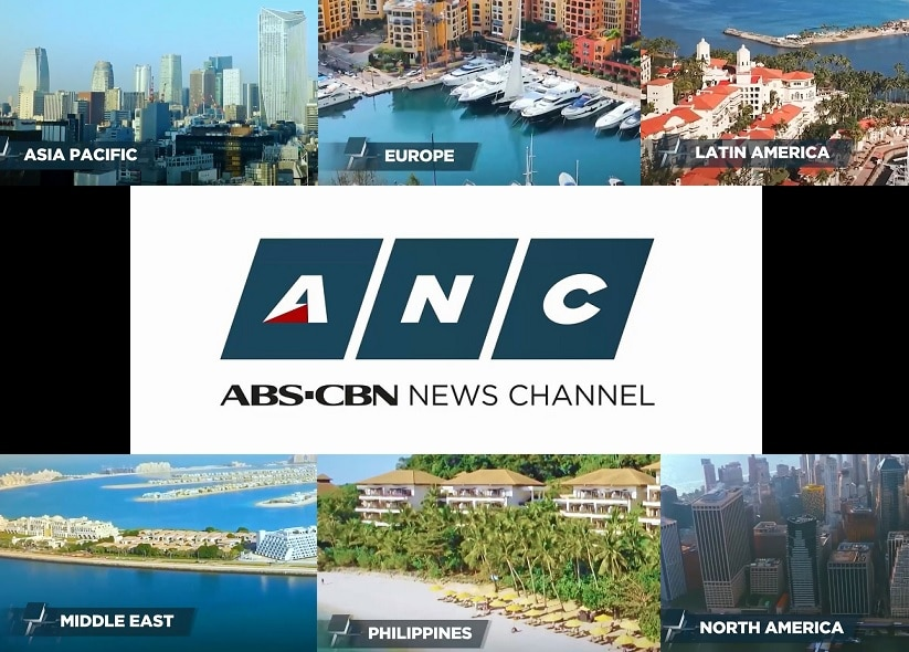 ANC, the ABS-CBN News Channel begins global march
