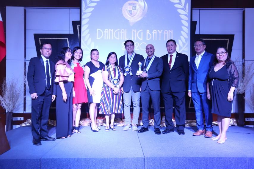G Diaries was named winner of the Makakalikasan Media Excellence Award