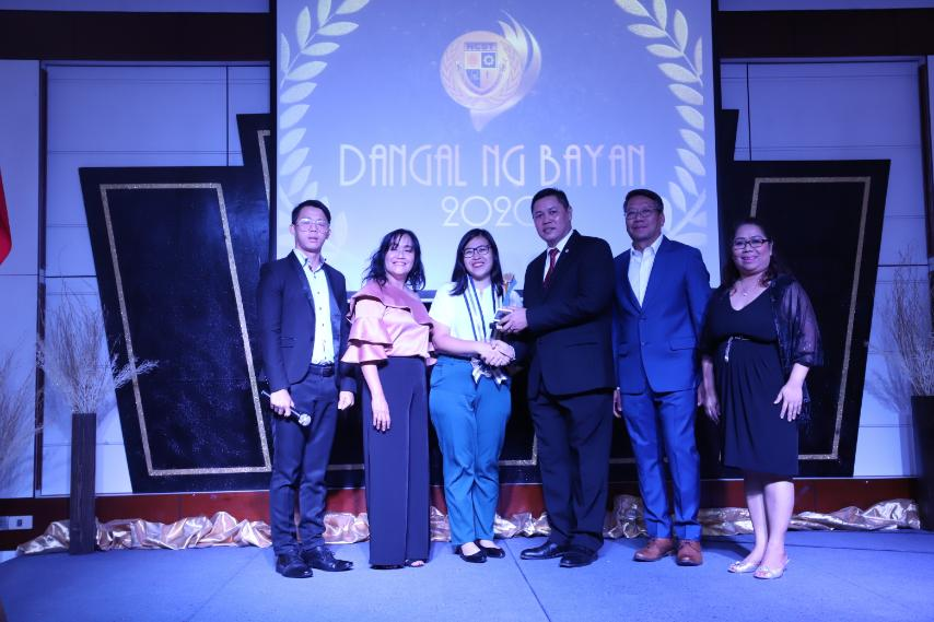 Matanglawin won the Media Excellence Award for Education