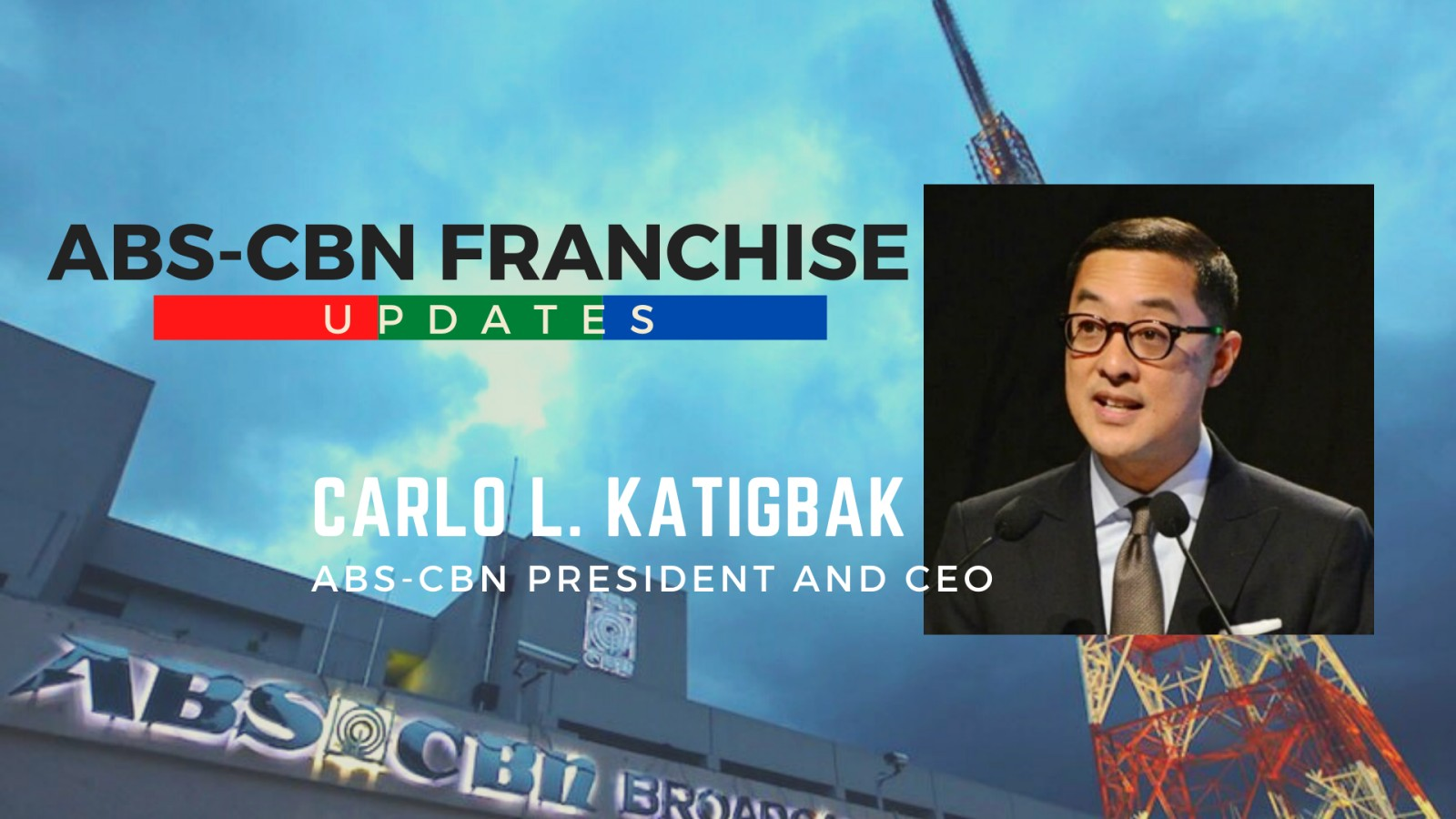 ABS-CBN CEO makes public commitment for officials to air side