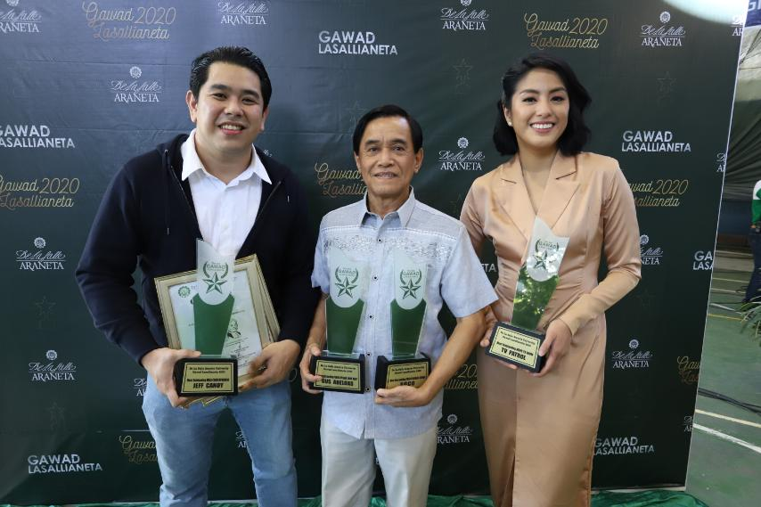 TV Patrol was named Most Outstanding News TV Show