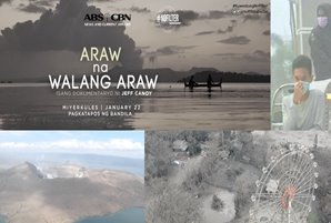 "Taal residents ponder about their future in new ""#NoFilter"" docu on ABS-CBN"
