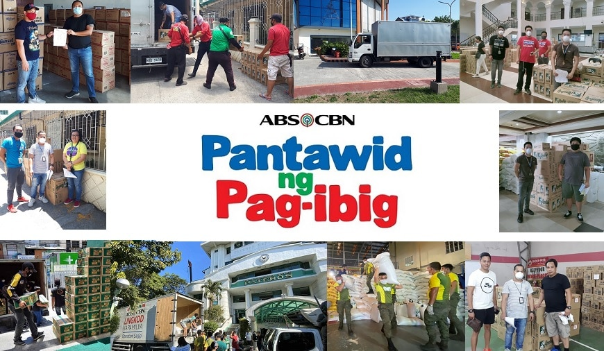 ABS-CBN delivers first P100 M worth of goods to LGUs for Filipinos affected by quarantine