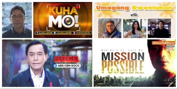 """UKG,""""Mission Possible,"" and other shows deliver new stories online"