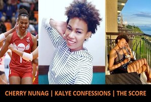 Cherry Nunag talks about her journey from volleyball player to host