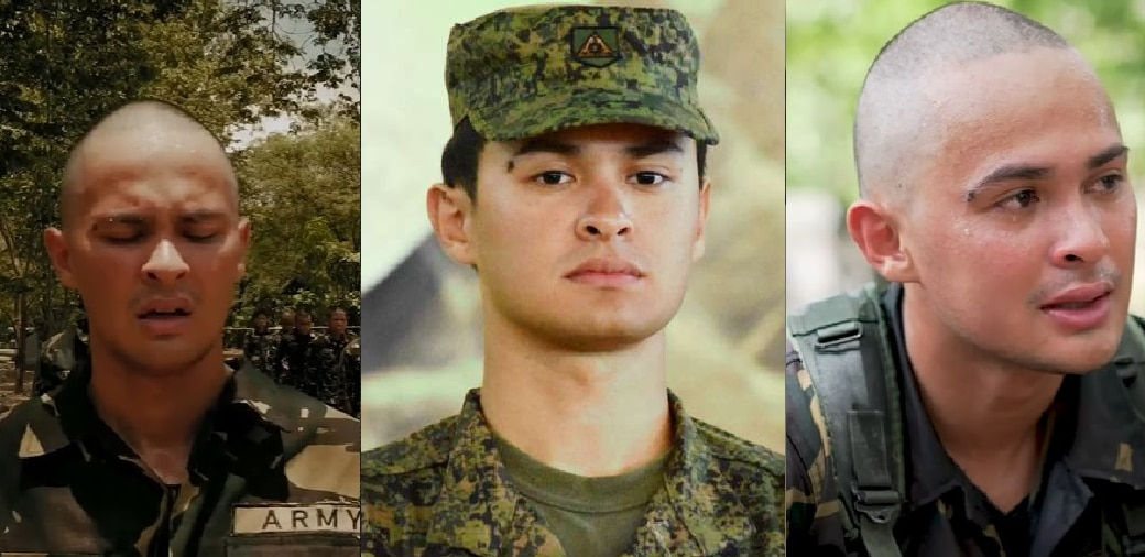 """Matteo's life-changing military training in iWant documentary """"Ranger G"""""""