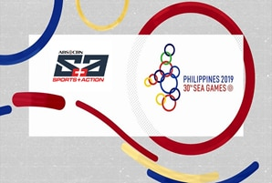ABS-CBN Sports brings back memorable outings from 2019 SEA Games on S+A
