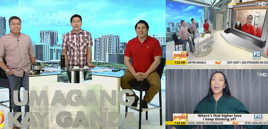 """Umagang Kay Ganda"" sparks joy with TV comeback"