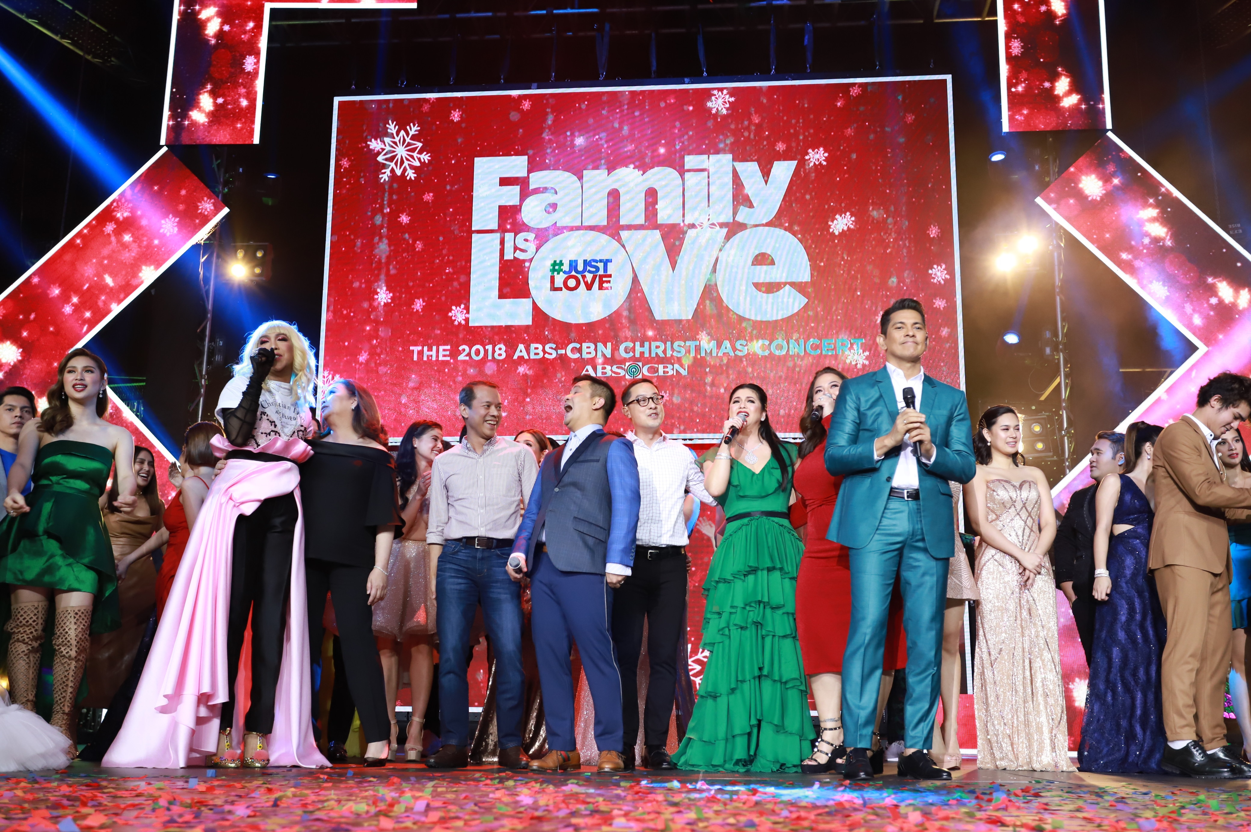 Family is Love Christmas Concert_1