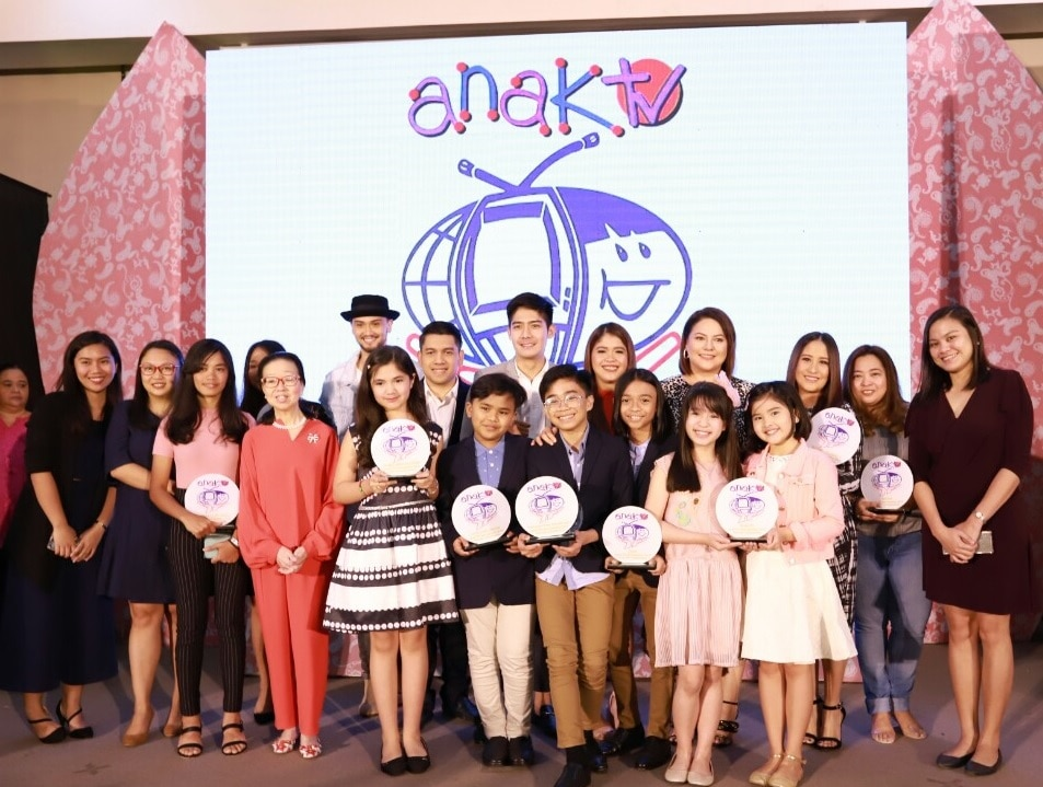 ABS-CBN programs, personalities get seal of approval from Anak TV Awards