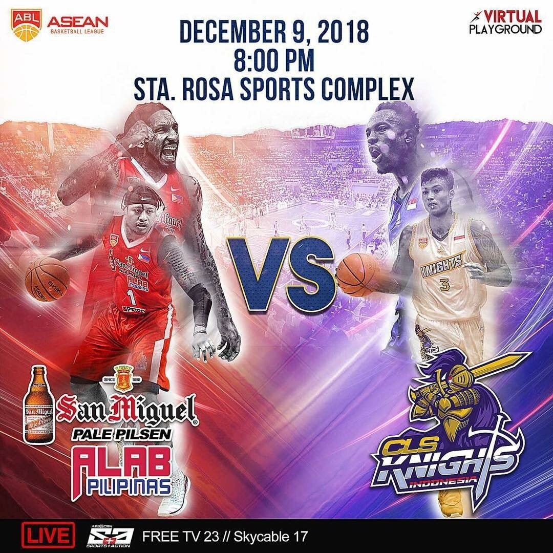 Alab Pilipinas opens their title defense against the CLS Knights