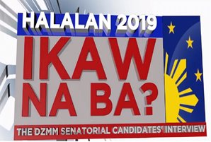 "DZMM helps Filipinos make informed decisions in ""Ikaw Na Ba"" election special"
