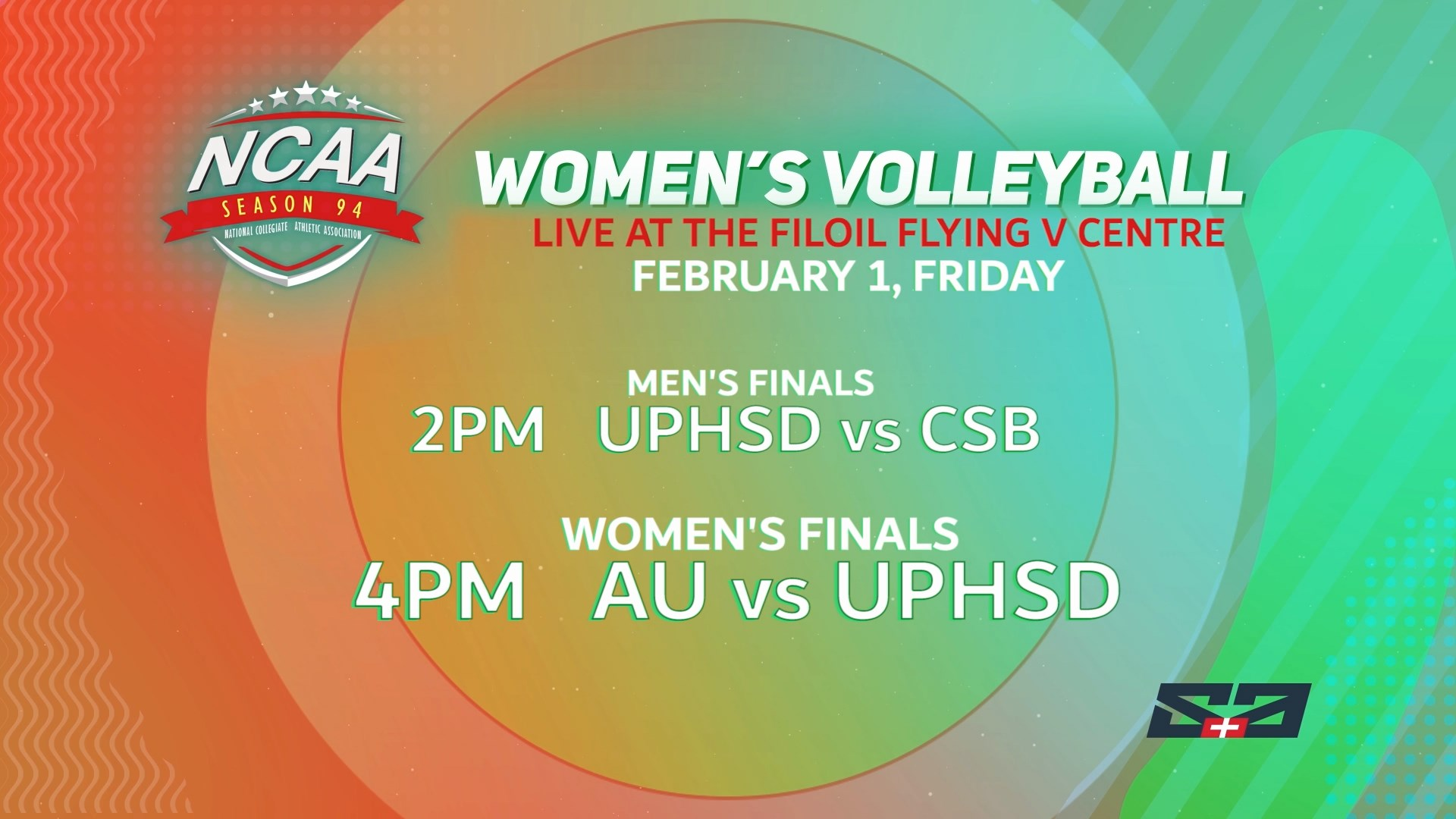 S+A airs NCAA volley finals