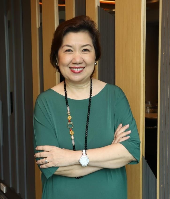 ALKFI managing director Susan Afan