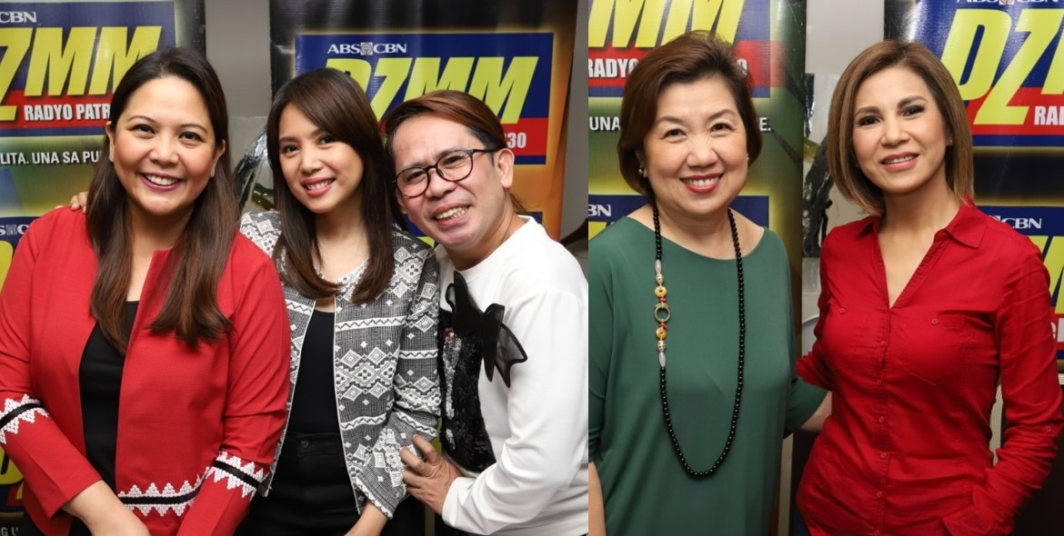 "DZMM pushes for the Filipino family's interest through ""Kapamilya Konek"" and ""Good Vibes"""