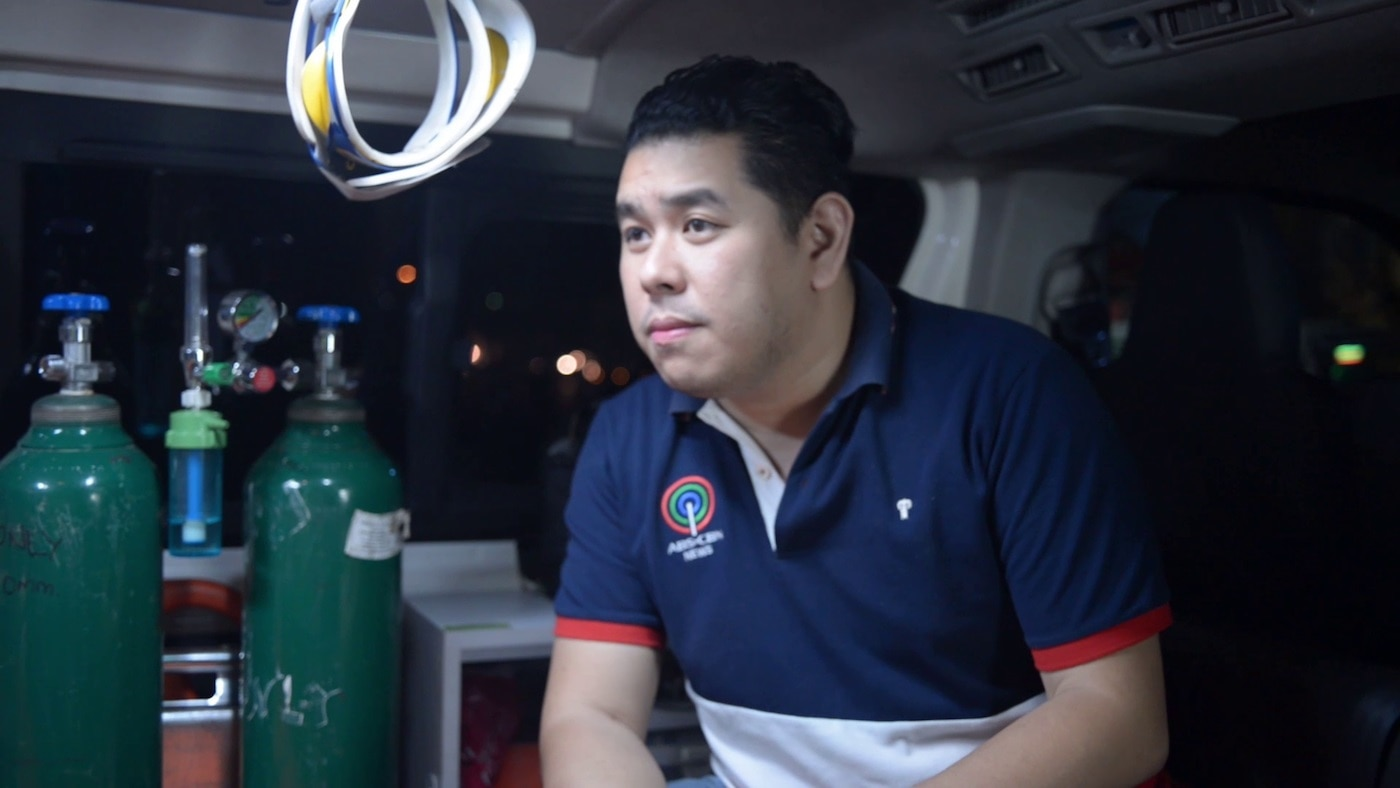 Jeff Canoy tackles state of emergency and rescue in the PH