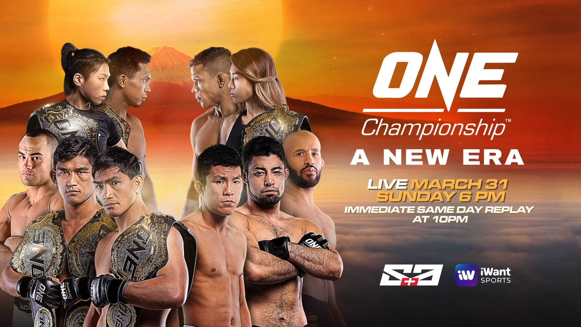 Folayang, Belingon headline ONE Championship's Tokyo card on ABS-CBN