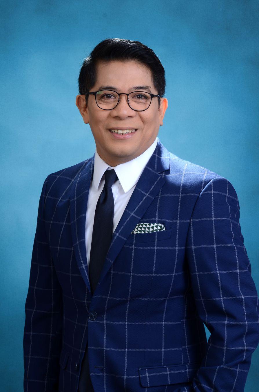 _ABS CBN Integrated Creative Communications Management head Robert Labayen