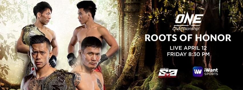 Pacio-Saruta rematch headlines ONE Championship on ABS-CBN S+A