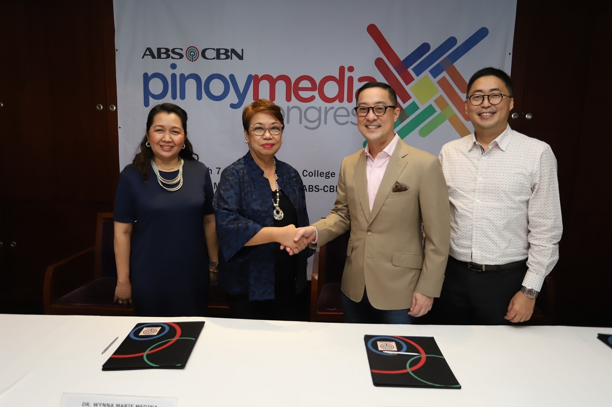 ABS-CBN, PACE, to hold Pinoy Media Congress Year 13