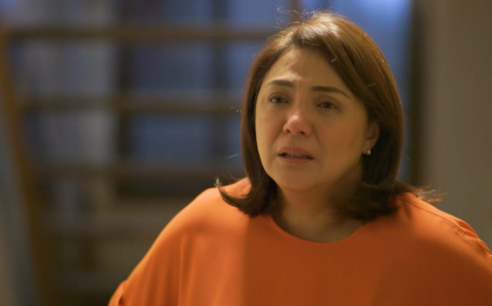 ABS CBN DocuCentral joins Cherry Pie in her quest for peace and forgiveness