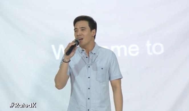 Erik Santos teams up with Rated K