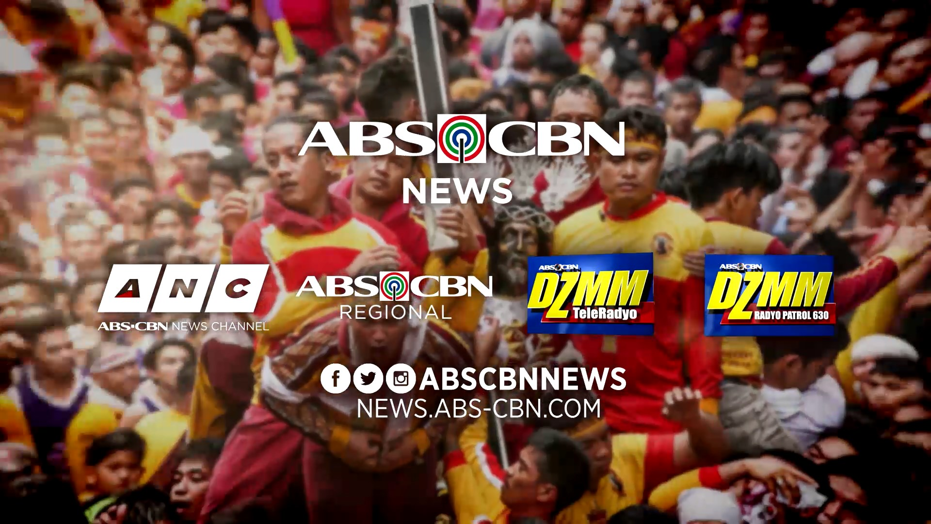 Watch the multiplatform coverage of ABS CBN News of the Traslacion