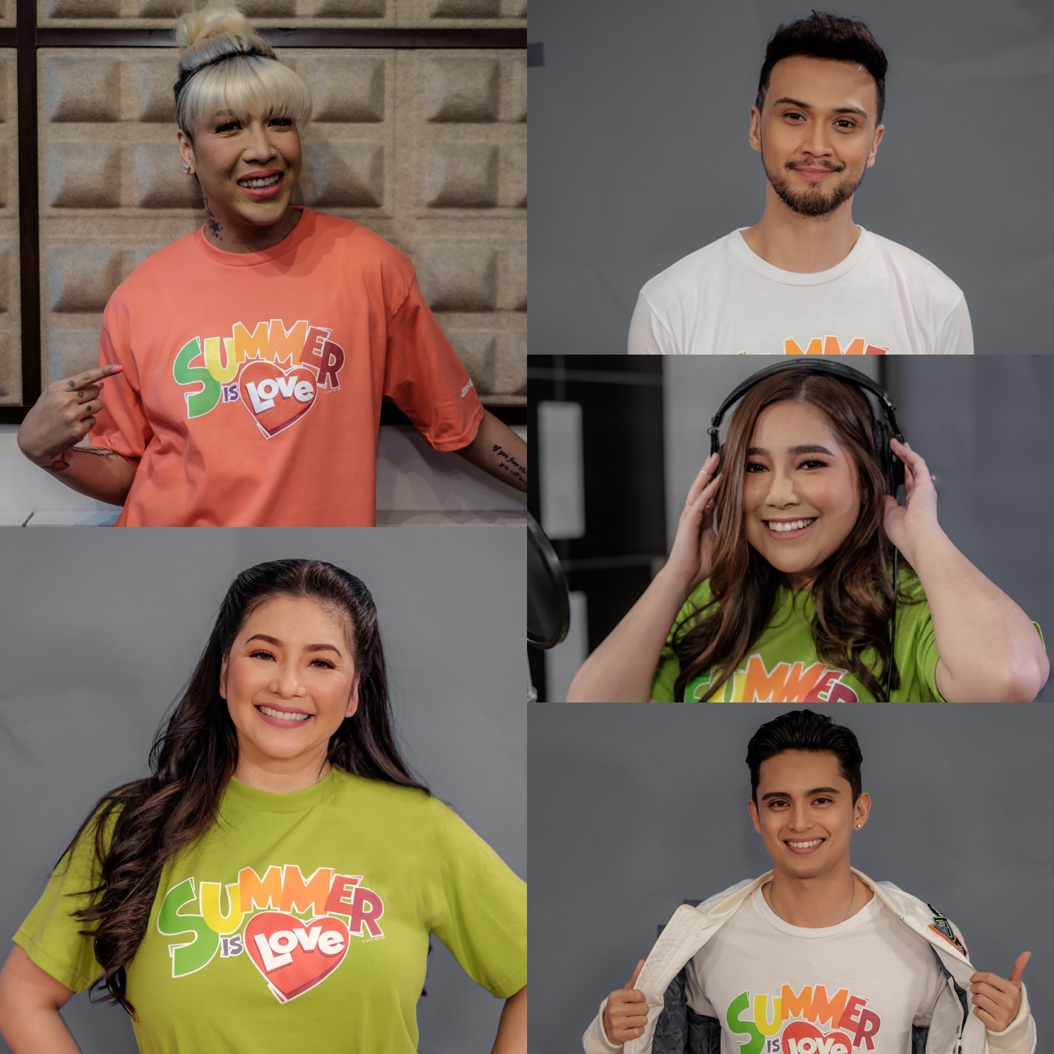 Watch the recording lyric video for the 2019 ABS CBN Summer Station ID
