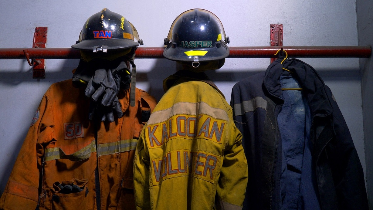 Witness the courage and camaraderie of Filipino volunteer firefighters in a special documentary from ABS CBN DocuCentral