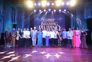 Doctor, teacher, OFW, Fil-Ams, and youth advocates, honored as modern-day heroes