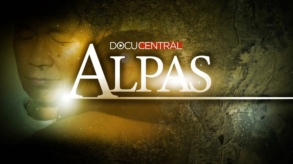 "OFW couple separated in war tells their story on ABS-CBN documentary ""Alpas"""